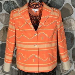 Southwestern Style Coldwater Creek Blazer Jacket